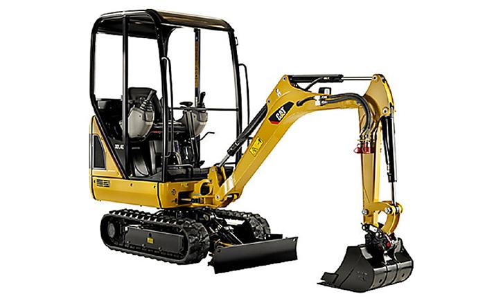 Mini Excavator Hire - Dorset - 1.5 tonne