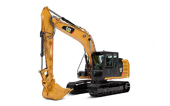 Large Excavator Rental - 16 Tonne - Dorset