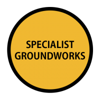 Specialist Groundworks Text
