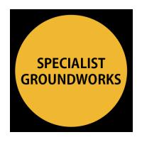 Specialist Groundworks Text